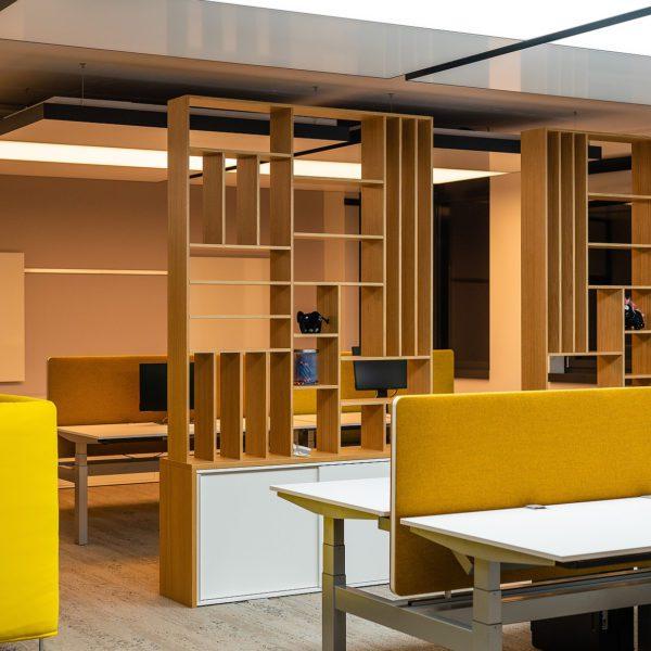 Referenz: sblum GmbH mit HCL-Licht und Heiz- Kühldecke