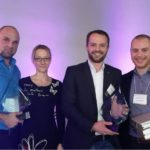 Intrapore und interpanel Award San Francisco