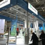 Fraunhofer Stand BAU 2019