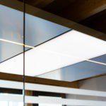 ABW Architekten - Heiz-Kühldecke mit Licht und Akustik von interpanel 09