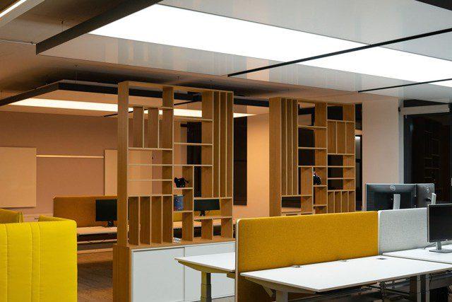 2 - Klimaleuchte für ideales Büroraumklima