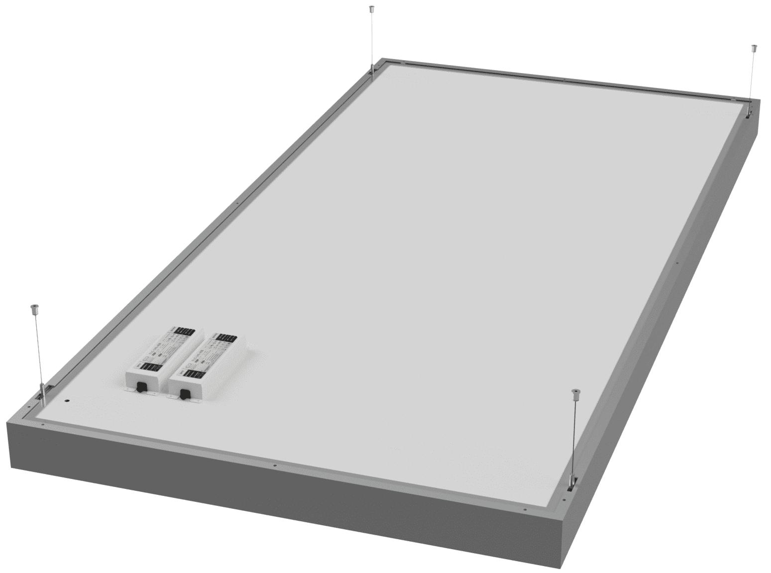 Einzelfeld Akustikleuchte2 - Akustikleuchte